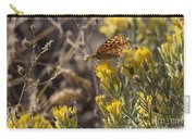 Great Spangled Fritillary 2 Carry-all Pouch