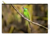 Green Bee-eater Carry-all Pouch