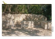 Groupo Mecanxoc At The Coba Ruins  Carry-all Pouch