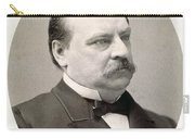 Grover Cleveland (1837-1908) Carry-all Pouch