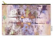 Grungy Abstract  Carry-all Pouch