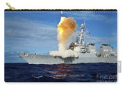 Guided Missile Destroyer Uss Hopper Carry-all Pouch