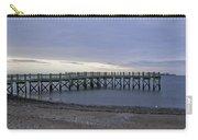 Gulf Beach Pier Carry-all Pouch