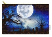 Halloween Horror Night Carry-all Pouch