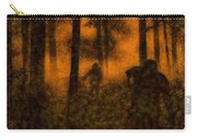 Halloween Horror Zombie Rampage Carry-all Pouch