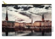 Hamburg At Dusk Carry-all Pouch