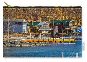 Hammondsport Docks Carry-all Pouch