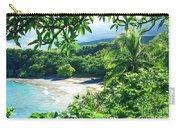 Hamoa Beach Hana Maui Hawaii Carry-all Pouch