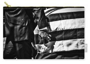 Hand In Flag Carry-all Pouch