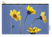 Happy Daisies II Carry-all Pouch