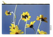 Happy Daisies Carry-all Pouch