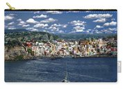 Harbor In Corricella Carry-all Pouch