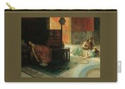 Harem Scene Henry Siddons Mowbray Carry-all Pouch