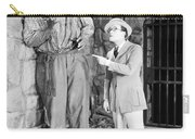 Harold Lloyd (1889-1971) Carry-all Pouch by Granger