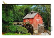 Harper's Mill Carry-all Pouch