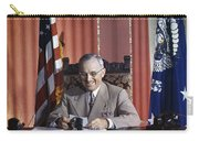 Harry S. Truman Carry-all Pouch