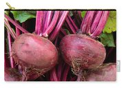 Harvested Organic Beets Carry-all Pouch