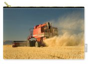 Harvesting Wheat Carry-all Pouch