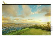 Hawaiian Sunset Tantalus Lookout Carry-all Pouch