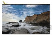 Haystack Rock At Cape Kiwanda Carry-all Pouch