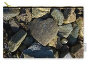 Heart Shaped Stone Loch Fyne  Carry-all Pouch