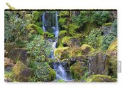 Heavenly Falls In Spring Carry-all Pouch