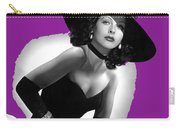 Hedy Lamarr C.1947-2013 Carry-all Pouch