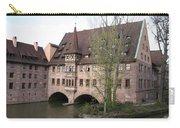 Heilig Geist Spital - Nuremberg Carry-all Pouch