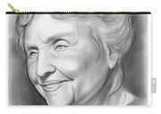 Helen Keller Carry-all Pouch
