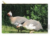 Helmeted Guineafowl Carry-all Pouch