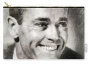 Henry Fonda, Hollywood Legend Carry-all Pouch