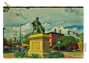 Henry Wadsworth Longfellow Monument - Portland, Maine Carry-all Pouch