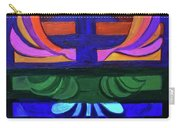 Hexagram Eleven - T'ai Carry-all Pouch