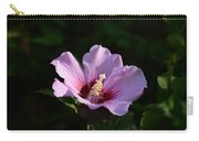 Hibiscus Light Carry-all Pouch