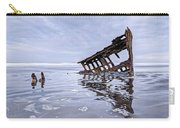 The Peter Iredale Wreck, Cannon Beach, Oregon Carry-all Pouch