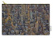 High Over Manhattan Carry-all Pouch