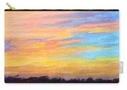Hill Country Sunrise Carry-all Pouch