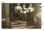Hine: Child Labor, 1908 Carry-all Pouch