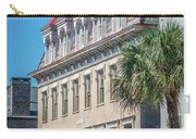 Historic Charleston South Carolina Downtown And Architetural Det Carry-all Pouch