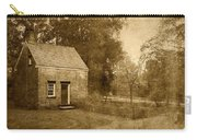 Historic Home - Allaire State Park Carry-all Pouch