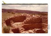 Historic Indian Ruins  Carry-all Pouch