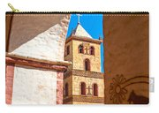 Historic Stone Bell Tower Carry-all Pouch