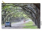 Historic Wormsloe Plantation Carry-all Pouch