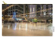 Holiday Scenes In Uptown Charlotte North Carolina Carry-all Pouch