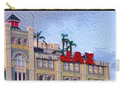 Home Of Jax Beer Carry-all Pouch