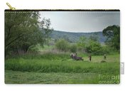 Horsedrawn Haycart, Transylvania 2 Carry-all Pouch