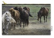 Horses South Icelandic Plain 1584 Carry-all Pouch