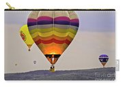 Hot-air Balloning Carry-all Pouch by Heiko Koehrer-Wagner