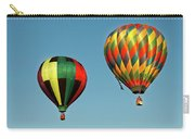 Hot Air Balloons Carry-all Pouch