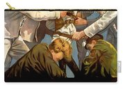 Houdini In The Grim Game 1919 Carry-all Pouch